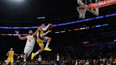 Indiana Pacers v Los Angeles Lakers. - INDOSPORT