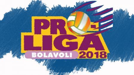 Proliga Bolavoli 2018 - INDOSPORT