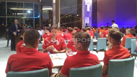 Empat Tim Peserta PSM Super Cup Cair Dalam Suasana Makan Malam. - INDOSPORT