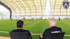 Indosport - Ini Lapangan Tempat Mario Gomez melatih sebelum ke Persib Bandung