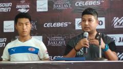 Indosport - Pelatih Home United, Aidil Sharin.
