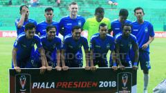 Indosport - Skuad PSIS Semarang.