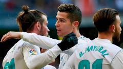 Indosport - Gareth Bale kesurupan Cristiano Ronaldo hingga bisa buat Tottenham Hotspur jadi Real Madrid hingga obat Corona versi CR7, berikut top 5 news INDOSPORT hari ini.