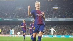 Indosport - Pemain Barcelona, Ivan Rakitic, memiliki keputusan tak terduga terkait dirinya yang tengah jadi incaran dua klub Serie A Italia, Inter Milan dan Juventus.