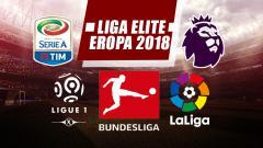 Indosport - Hasil Liga Elite Eropa.