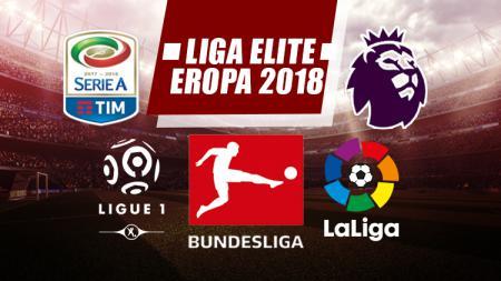 Hasil Liga Elite Eropa. - INDOSPORT