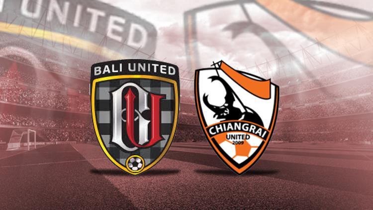 Chiangrai United vs Bali United. Copyright: Grafis: Eli Suhaeli/INDOSPORT