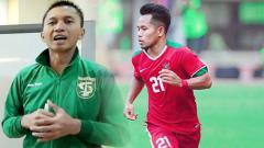 Indosport - Azrul Ananda dan Andik Vermansah.