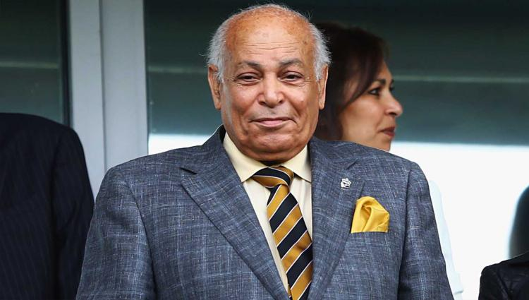 Aseem Allam, pemilik Hull City Copyright: INTERNET
