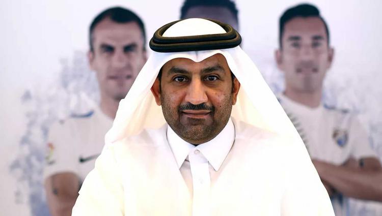 Sheikh Abdullah Al Thani, Presiden Malaga FC Copyright: Barca Blaugranes