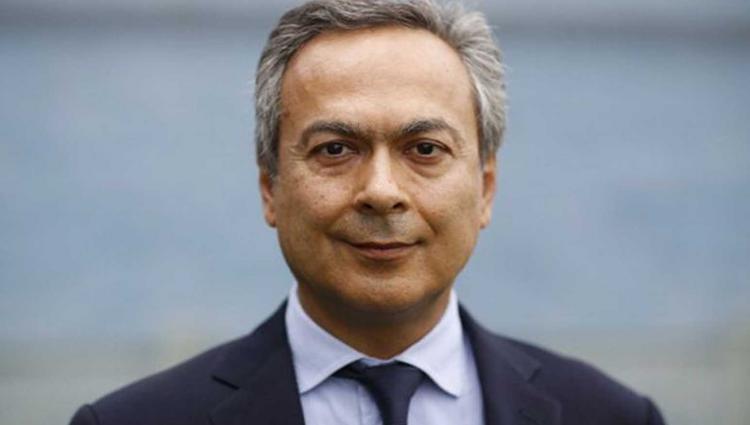Farhad Moshiri, Pemilik Saham Everton Copyright: Mirror