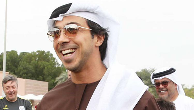 Sheikh Mansour, pemilik Man City Copyright: Daily Star