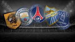 Indosport - 5 Klub Terkaya Eropa milik miliarder Arab.