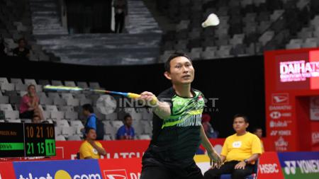 4 Pebulutangkis Indonesia sukses terus berprestasi kendati keluar dari pelatnas PBSI, satu di antaranya bahkan bisa juara dunia. - INDOSPORT