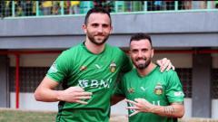 Indosport - Spasojevic dan Paulo Sergio