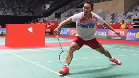 Turnamen Japan Open 2019 akan kembali digelar 23-28 Juli 2019 mendatang di Musashino Forest Sports Plaza, Chofu, Tokyo, Jepang, kejuaraan yang pernah Sony Dwi Kuncoro menangi. - INDOSPORT