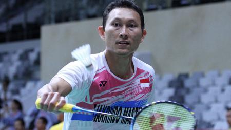Sony Dwi Kuncoro di Indonesia Masters 2018. - INDOSPORT