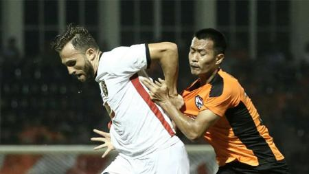 Chiangrai vs Bali United - INDOSPORT