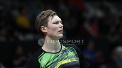 Indosport - Tunggal putra asal Denmark, Victor Axelsen.