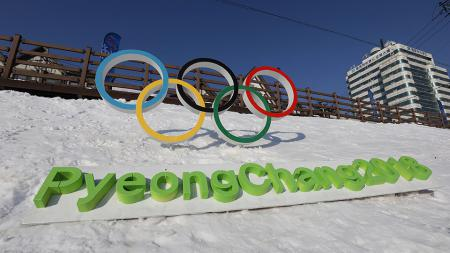 Olimpiade Pyeongchang 2018 - INDOSPORT