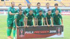Indosport - PSMS Medan vs Sriwijaya FC
