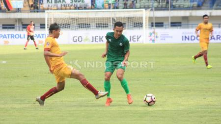 PSMS Medan vs Sriwijaya FC - INDOSPORT