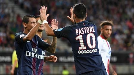 Javier Pastore gunakan nomor 10 di Piala Prancis. - INDOSPORT