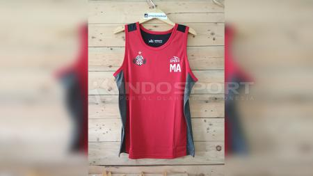 Jersey Black Steel Manokwari. - INDOSPORT