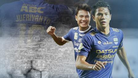 Achmad Jufriyanto resmi tinggalkan Persib Bandung. - INDOSPORT