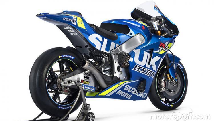 Suzuki GSX-RR 2018 Copyright: motorsport.com