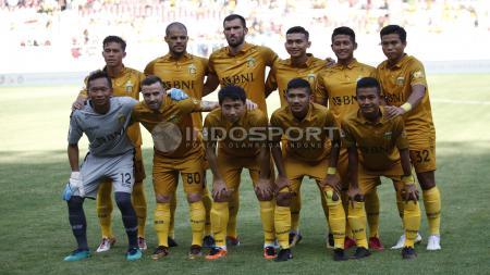 Skuat Bhayangkara FC. - INDOSPORT