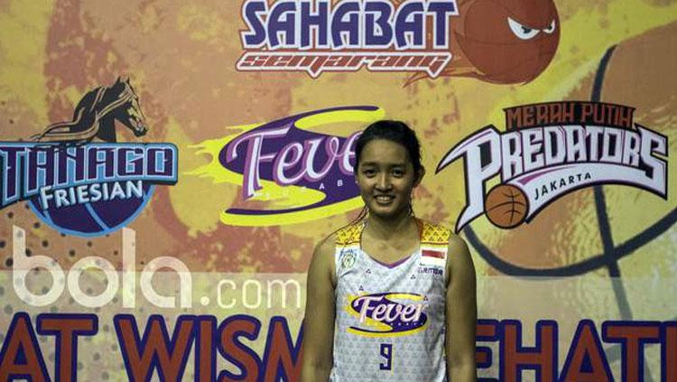 Olivia Claudia (Surabaya Fever). Copyright: Internet