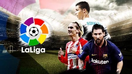 La Liga Spanyol. - INDOSPORT