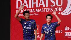 Indosport - Tontowi Ahmad/Liliyana Natsir gagal merengkuh gelar juara Indonesia Masters 2018.