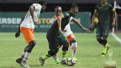 Indosport - Perseru Serui vs PS TNI