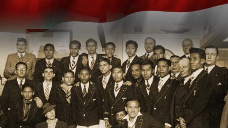 Timnas Indonesia Pada Piala Dunia 1938. - INDOSPORT