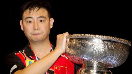Wang Shibo atlet Tenis Meja. - INDOSPORT
