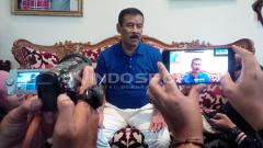 Indosport - Manajer Persib Bandung, Umuh Muchtar.
