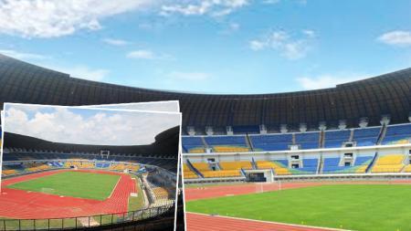 Stadion Gelora Bandung Lautan Api. - INDOSPORT