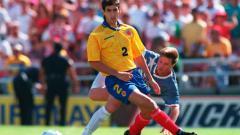 Indosport - Tragedi legenda sepak bola Timnas Kolombia, Andres Escobar, sempat membuat eks AC Milan, Hernan Crespo, ketakutan.