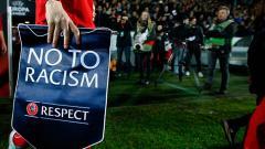 Indosport - No Racism Football