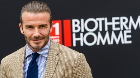 David Beckham. - INDOSPORT
