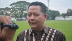 Indosport - Wakil Wali Kota Surabaya, Wisnu Sakti Buana.