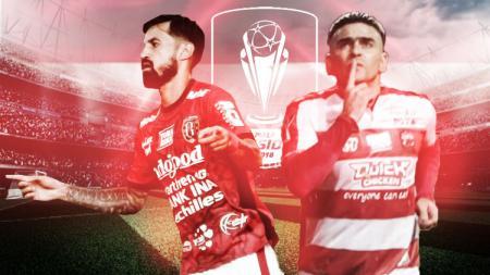 Stefano Lilipaly dan Cristian Gonzales. - INDOSPORT