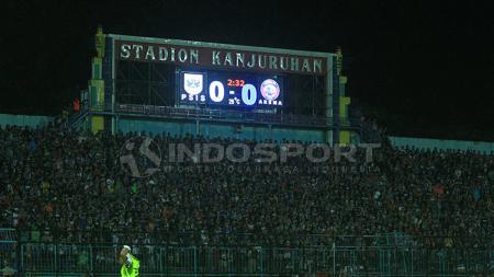 Stadion Kanjuruhan. - INDOSPORT