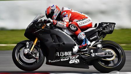 Ducati tes pramusim 2018. - INDOSPORT