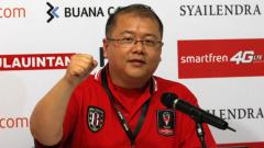 Indosport - CEO Bali United, Yabes Tanuri
