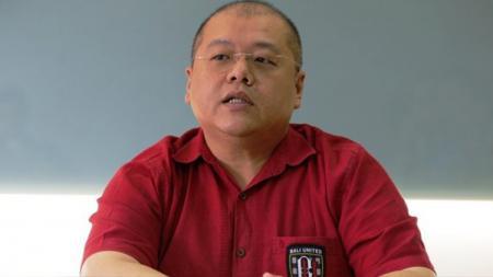 CEO Bali United, Yabes Tanuri - INDOSPORT