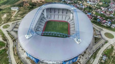 Stadion Batakan. - INDOSPORT