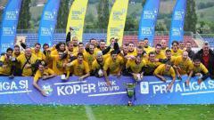 Indosport - Skuat klub Slovenia, FC Koper.